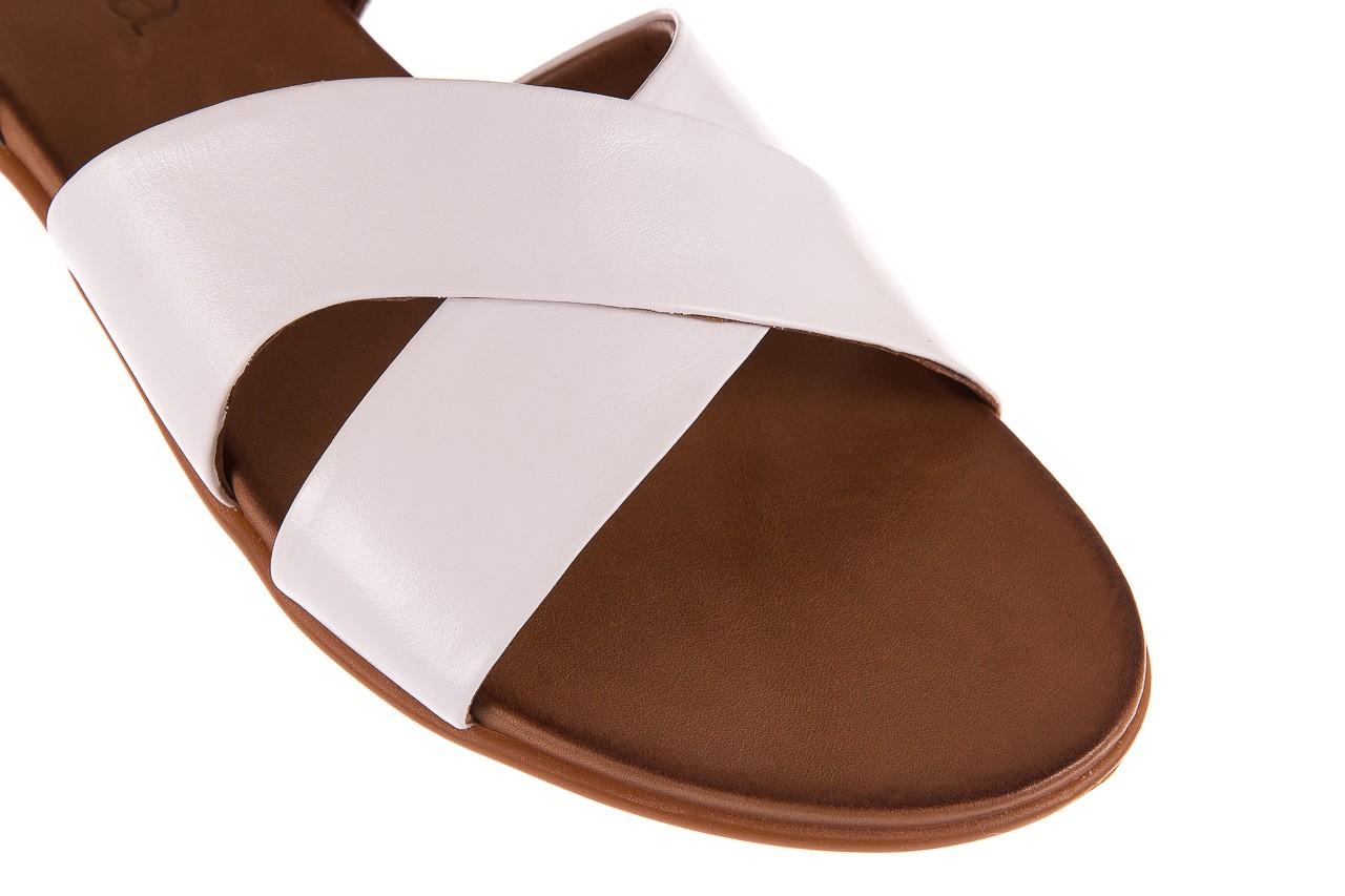 Sandały bayla-163 17-116 riga, biały , skóra naturalna  - bayla - nasze marki 11