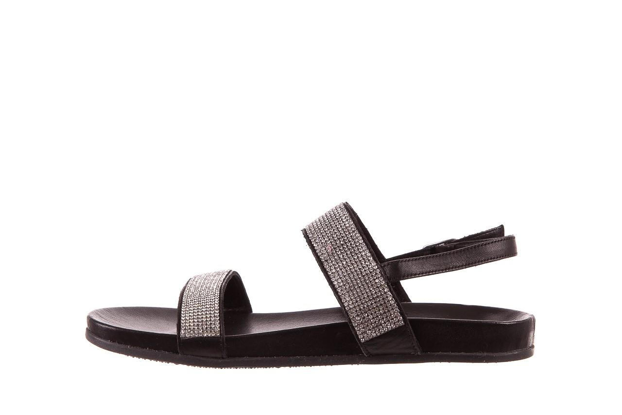 Sandały bayla-163 17-302 black, czarny, skóra naturalna  - bayla - nasze marki 8