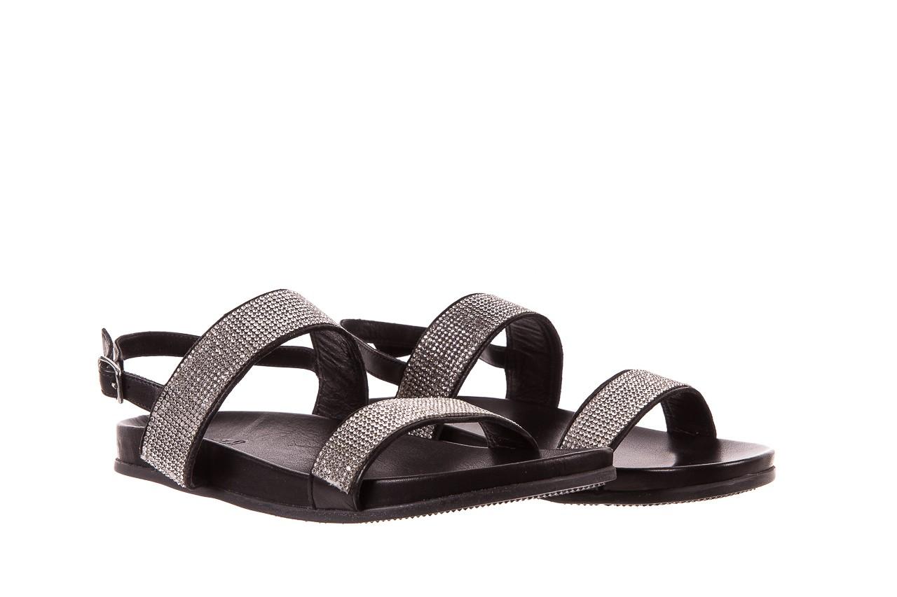 Sandały bayla-163 17-302 black, czarny, skóra naturalna  - bayla - nasze marki 7