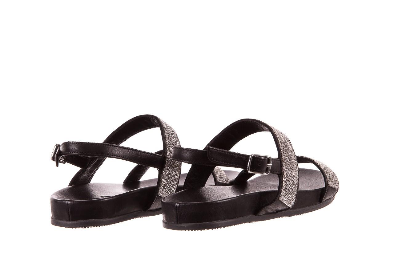 Sandały bayla-163 17-302 black, czarny, skóra naturalna  - bayla - nasze marki 9
