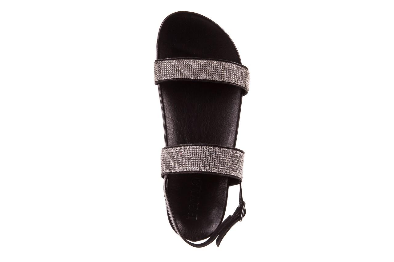 Sandały bayla-163 17-302 black, czarny, skóra naturalna  - bayla - nasze marki 10