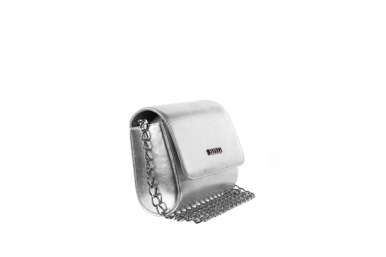 Bayla-165 torebka camilla srebrna - bayla - nasze marki 5