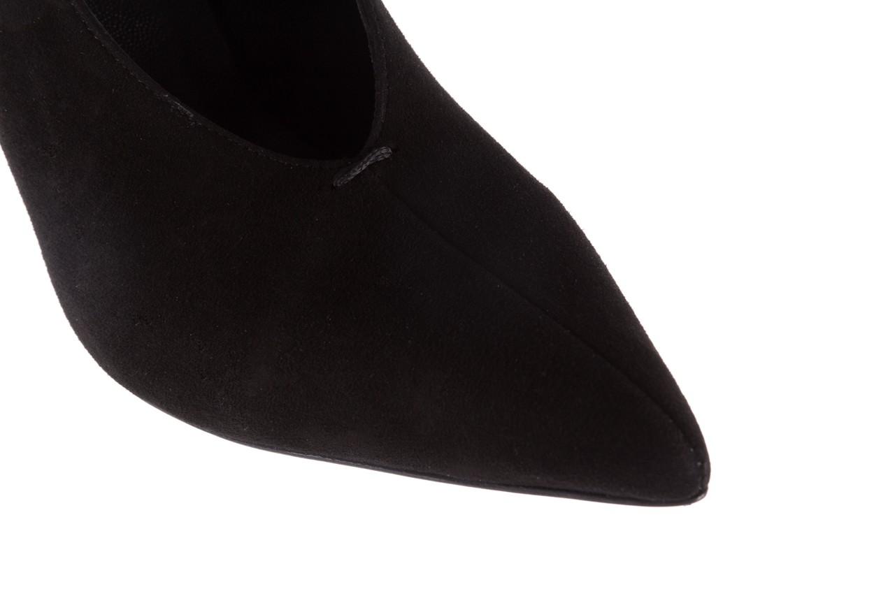 Czółenka bayla-177 15942 czarne czółenka, skóra naturalna  - bayla - nasze marki 13