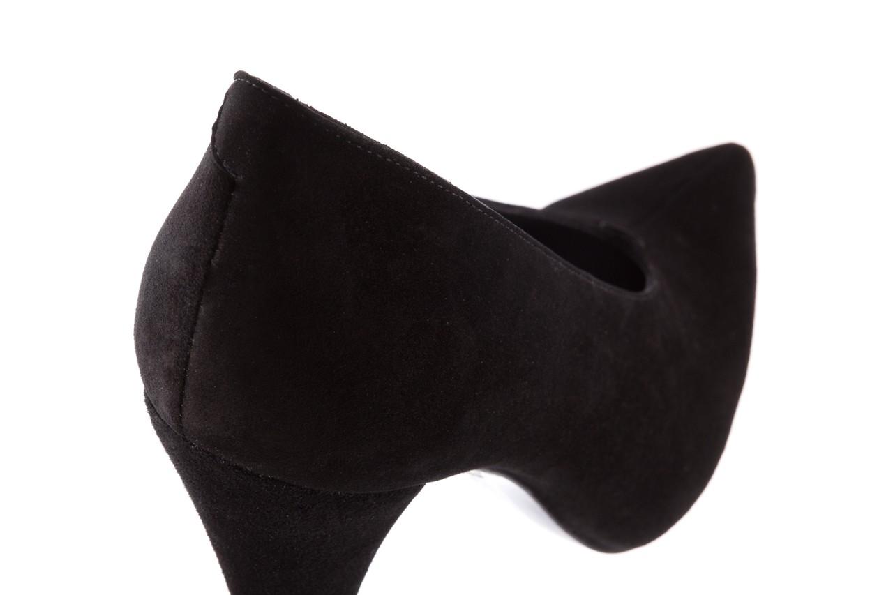 Czółenka bayla-177 15942 czarne czółenka, skóra naturalna  - bayla - nasze marki 12