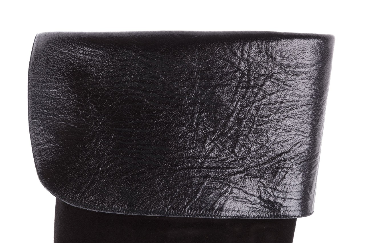 Kozaki bayla-177 c60001 czarne, skóra naturalna - bayla - nasze marki 15