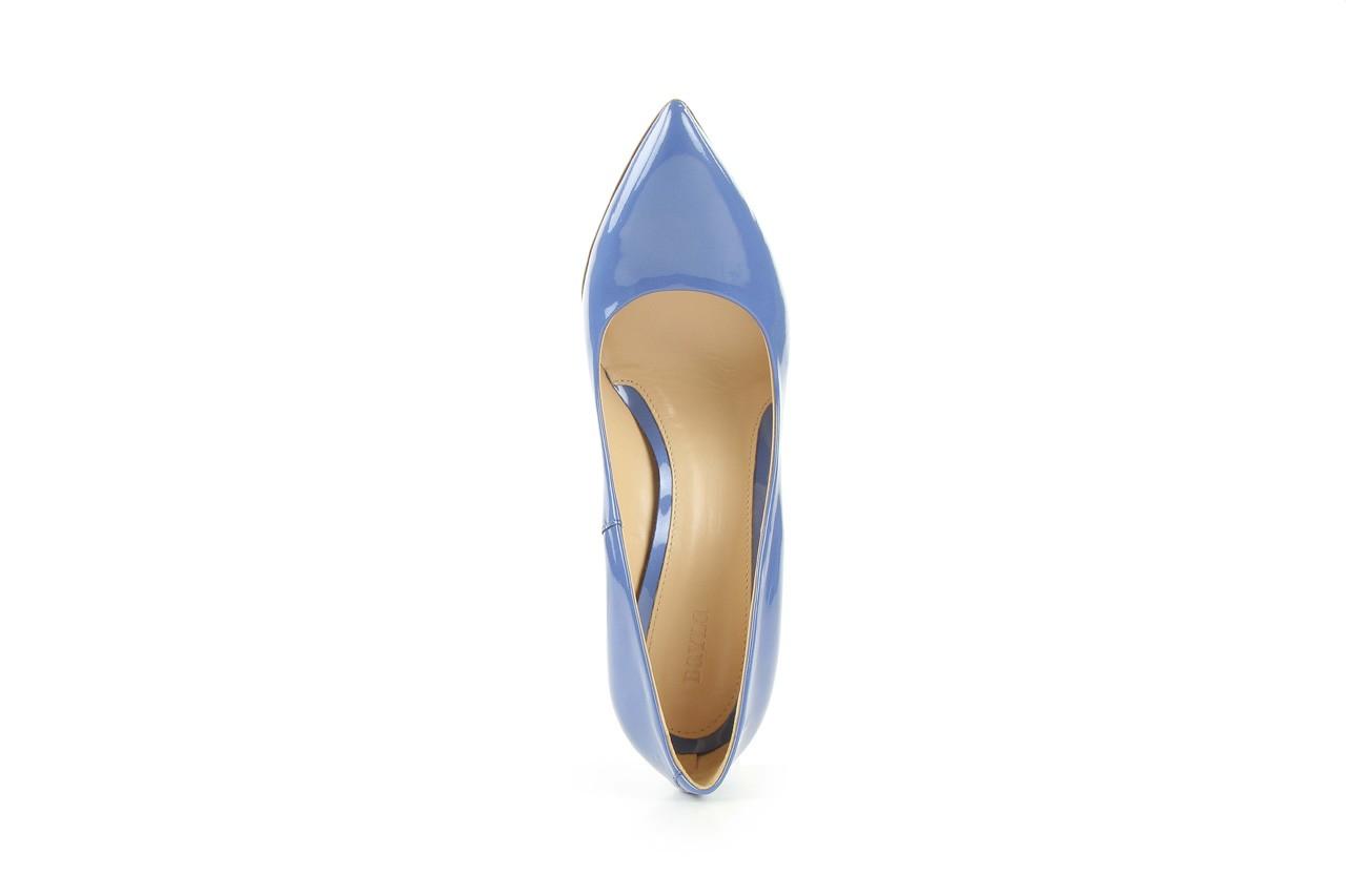 Czółenka bayla-fe 14101 perłowy niebieski, skóra naturalna - bayla - nasze marki 8
