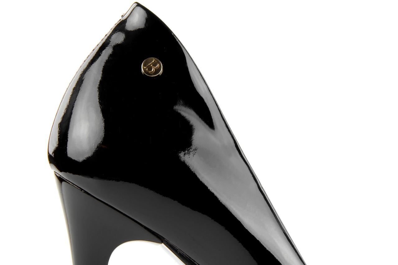 Szpilki bayla-sa 1797-07 czarny, skóra naturalna - bayla - nasze marki 10