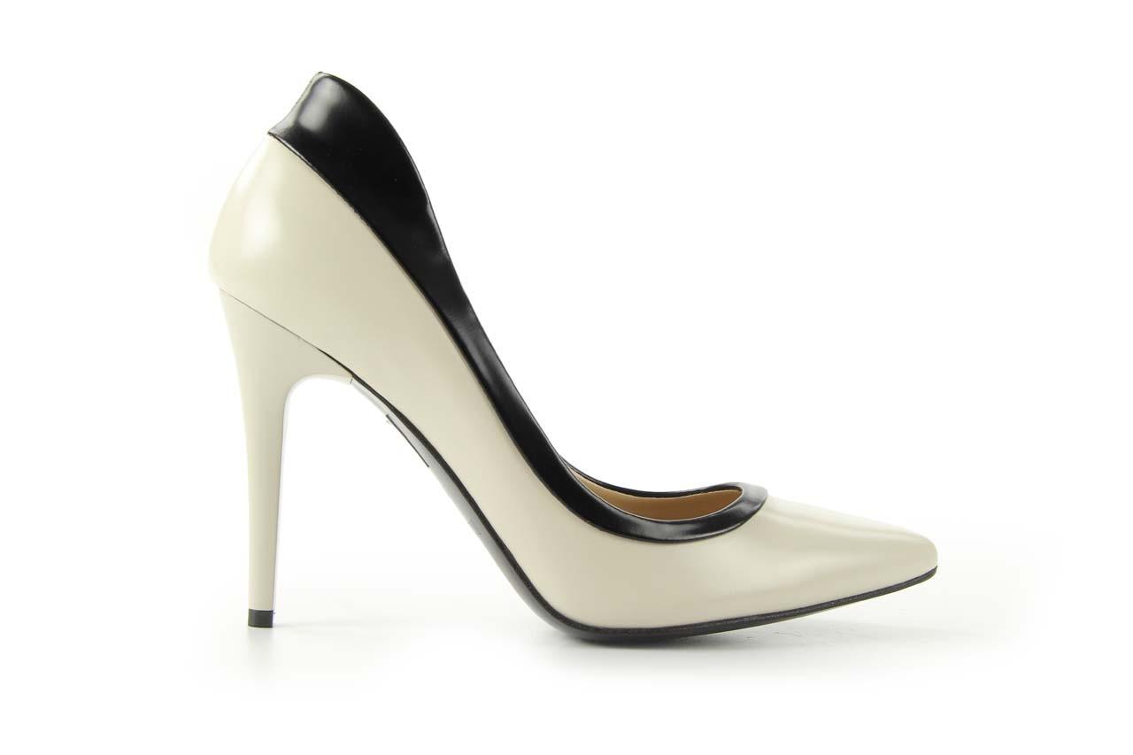 Szpilki bayla-sa 1799-591 biały, skóra naturalna - obuwie excl 10 - kobieta - nieprzecenione 5