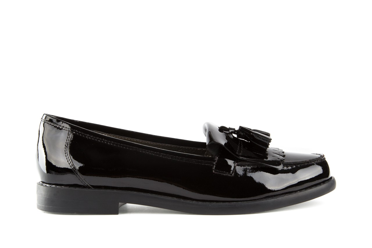 Bayla-018 1556-6 black patent leather - bayla - nasze marki 8