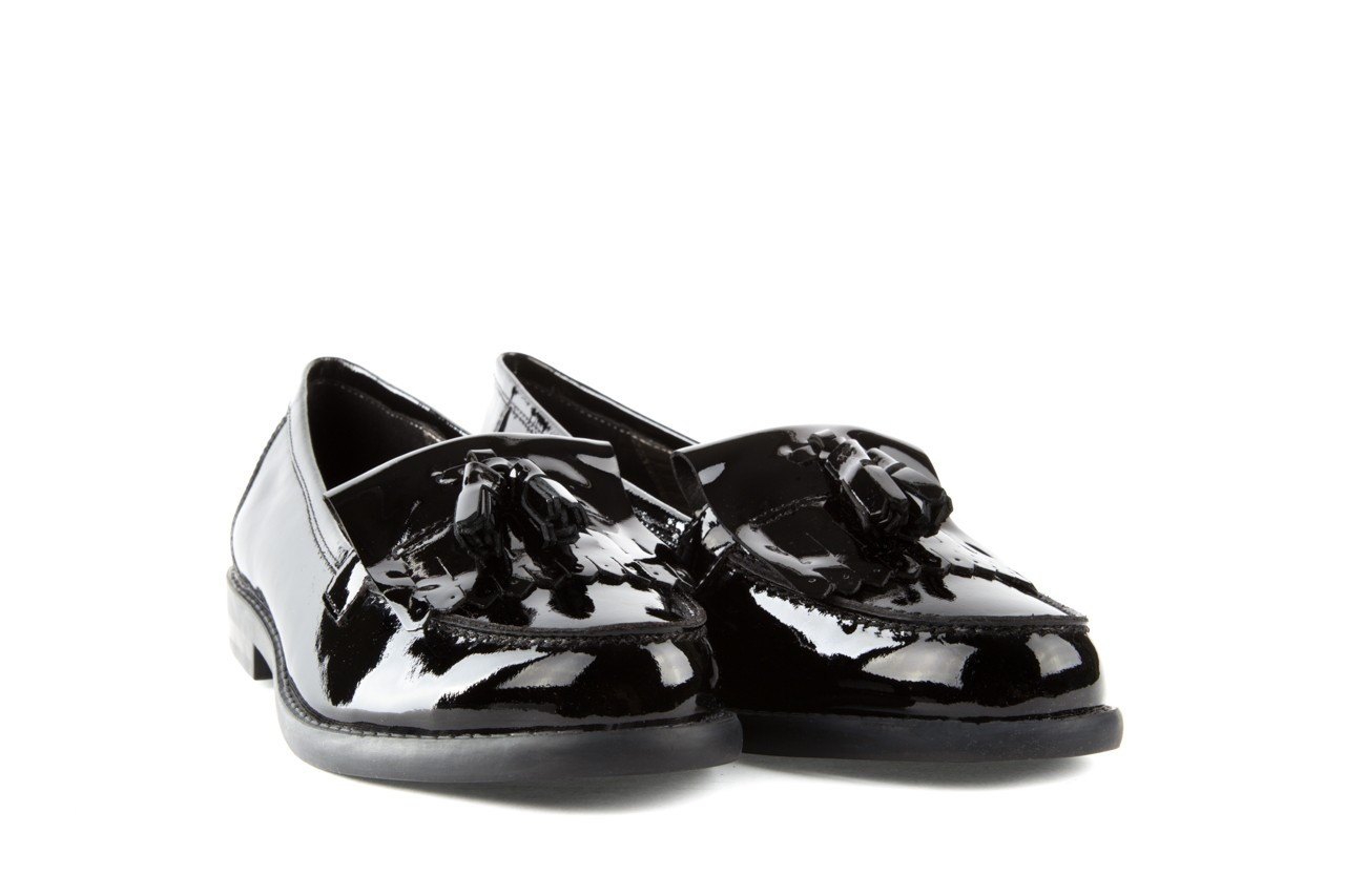 Bayla-018 1556-6 black patent leather - bayla - nasze marki 7