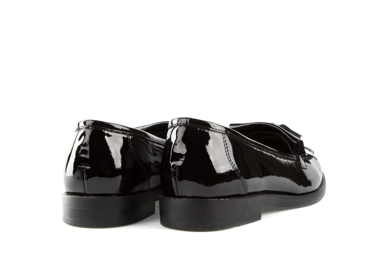 Bayla-018 1556-6 black patent leather - bayla - nasze marki 9
