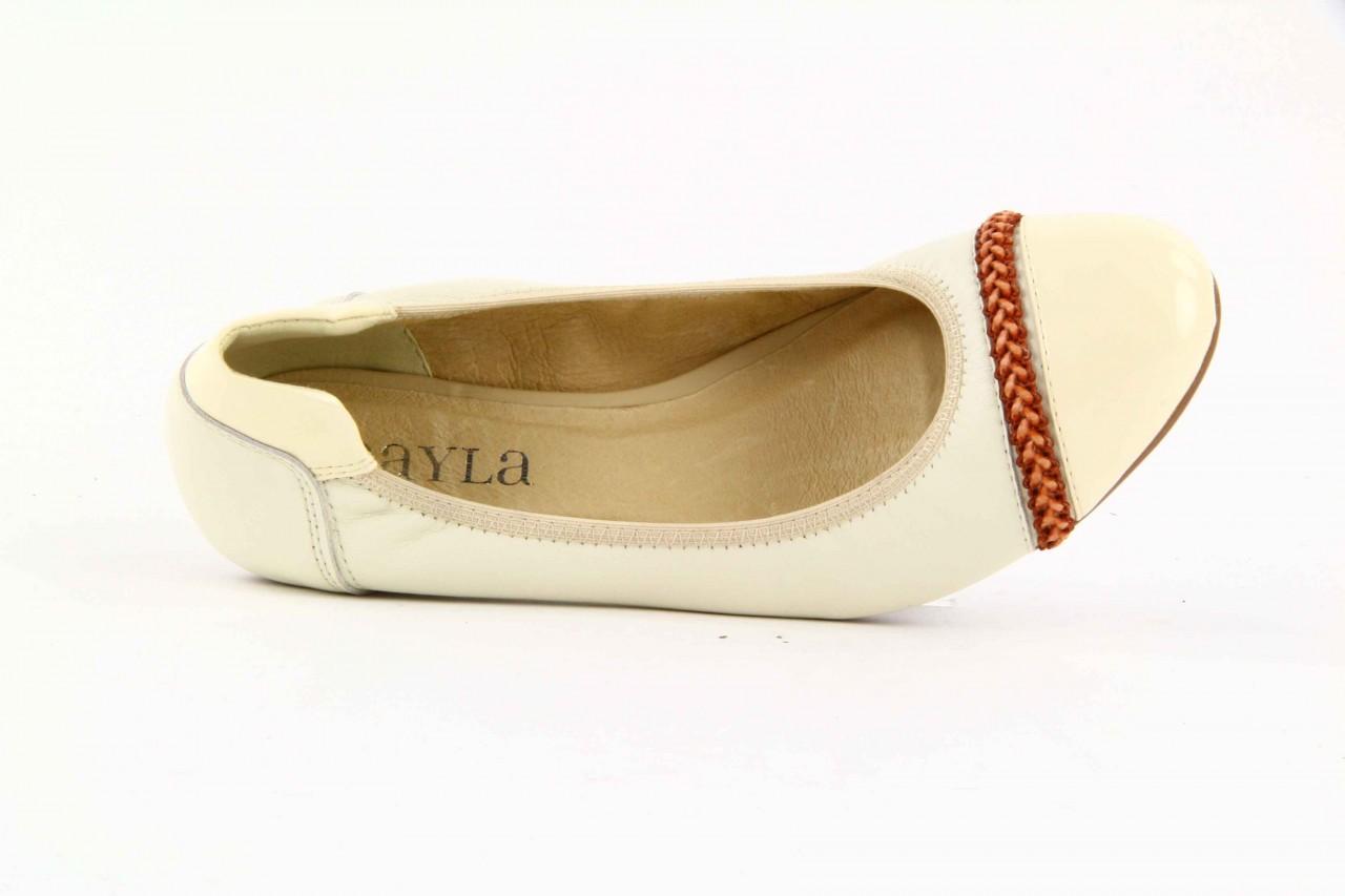 Bayla 07133-379a beige-light beige-camel - bayla - nasze marki 11