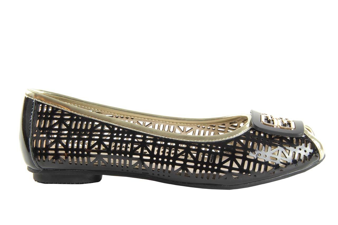 Bayla 07221-x1 black patent leather - bayla - nasze marki 5