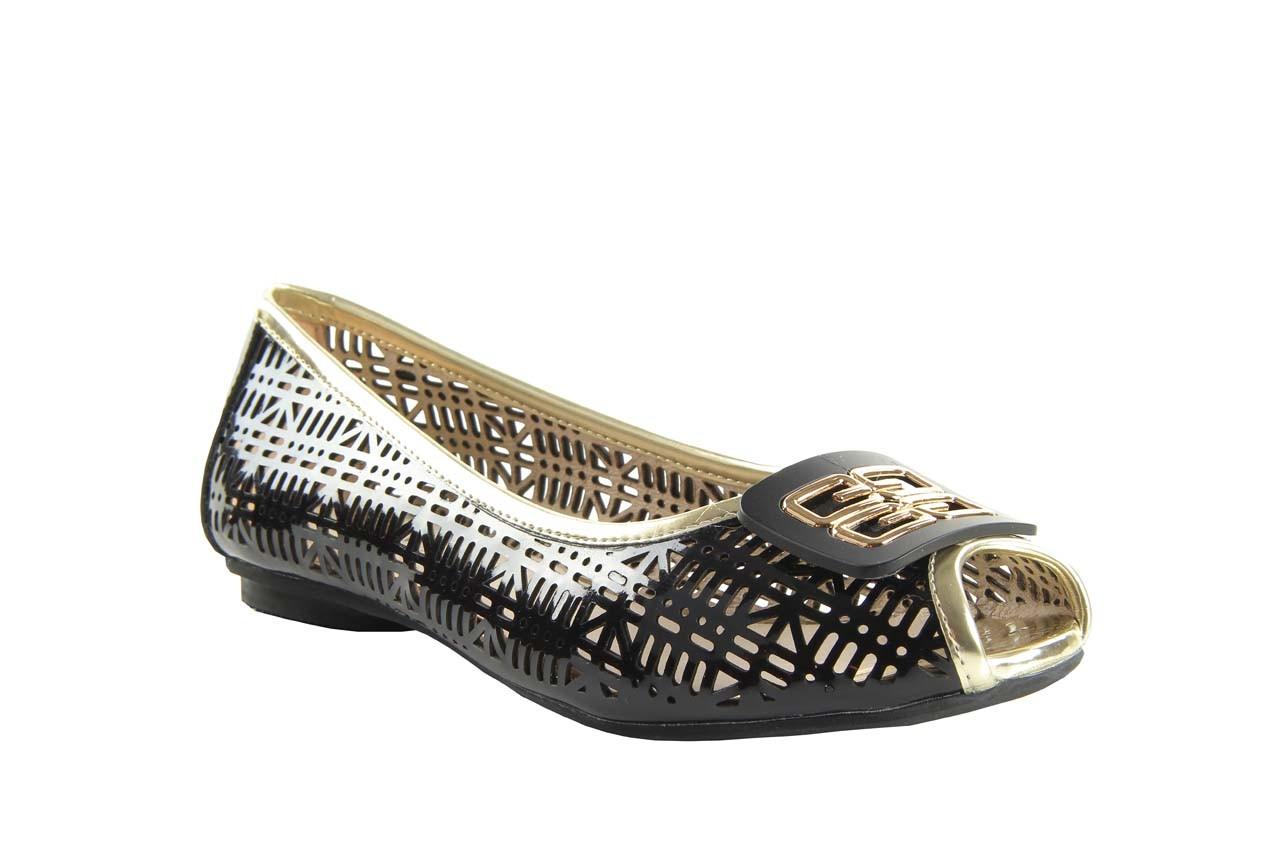 Bayla 07221-x1 black patent leather - bayla - nasze marki 6