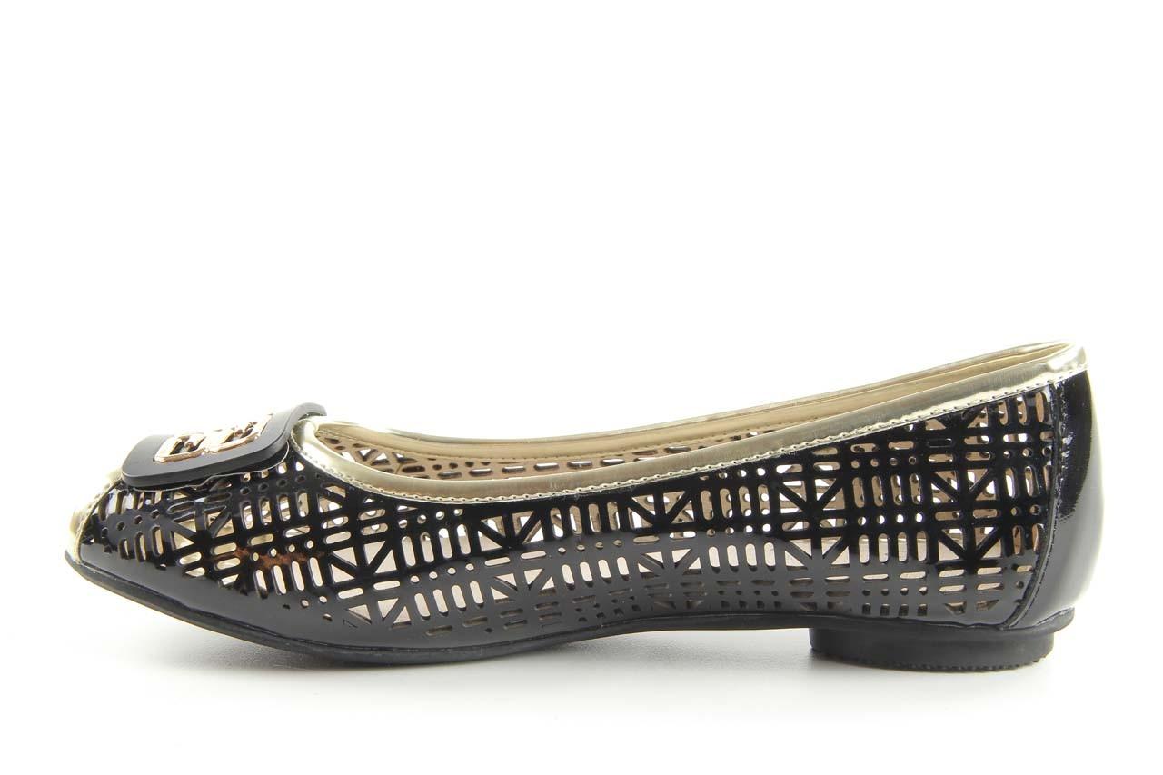 Bayla 07221-x1 black patent leather - bayla - nasze marki 7