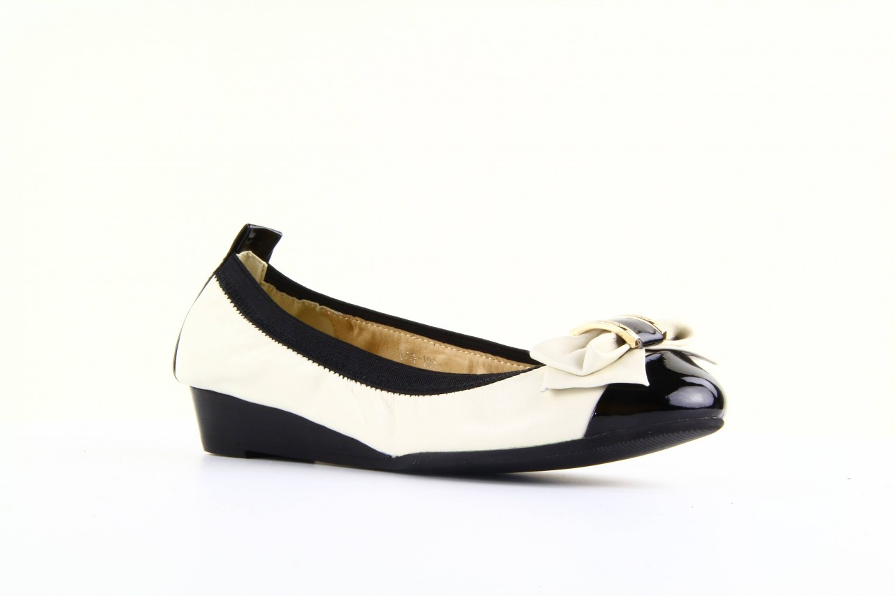 Bayla 1070-103 beige-black - bayla - nasze marki 9