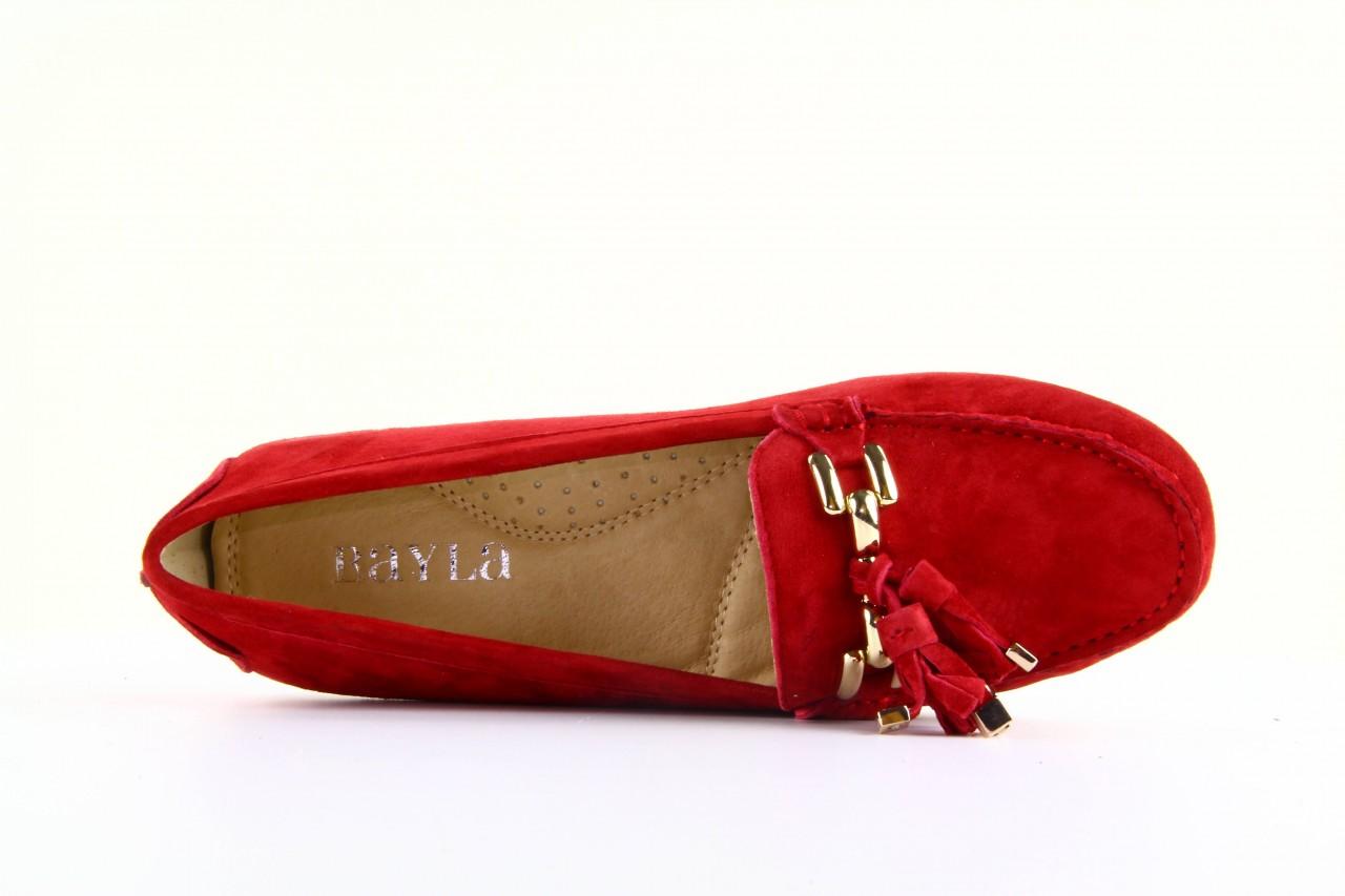 Bayla 317-123 red - bayla - nasze marki 10