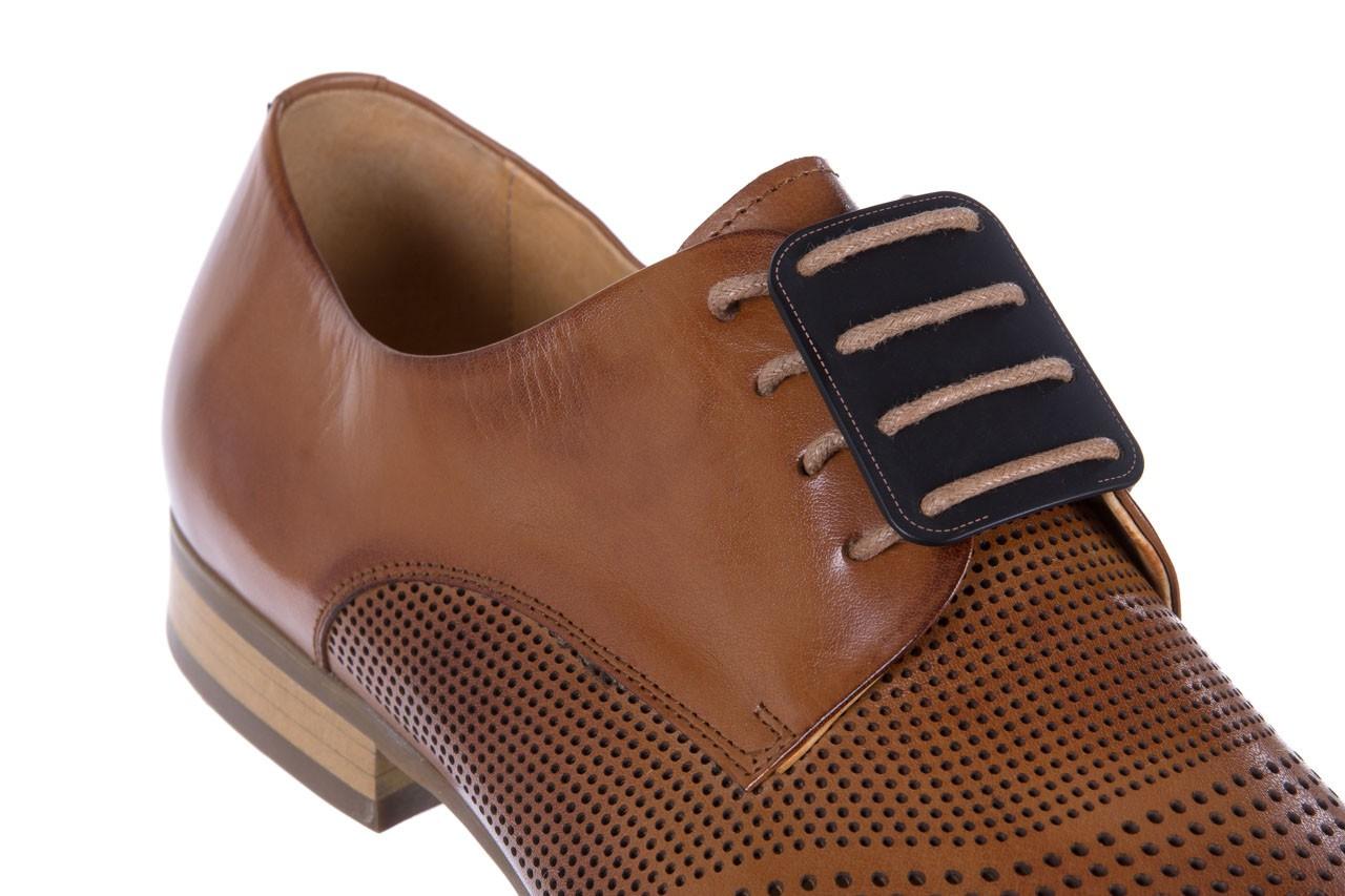 Półbuty brooman da8111-101-3 brown, brąz, skóra naturalna  - brooman - nasze marki 11