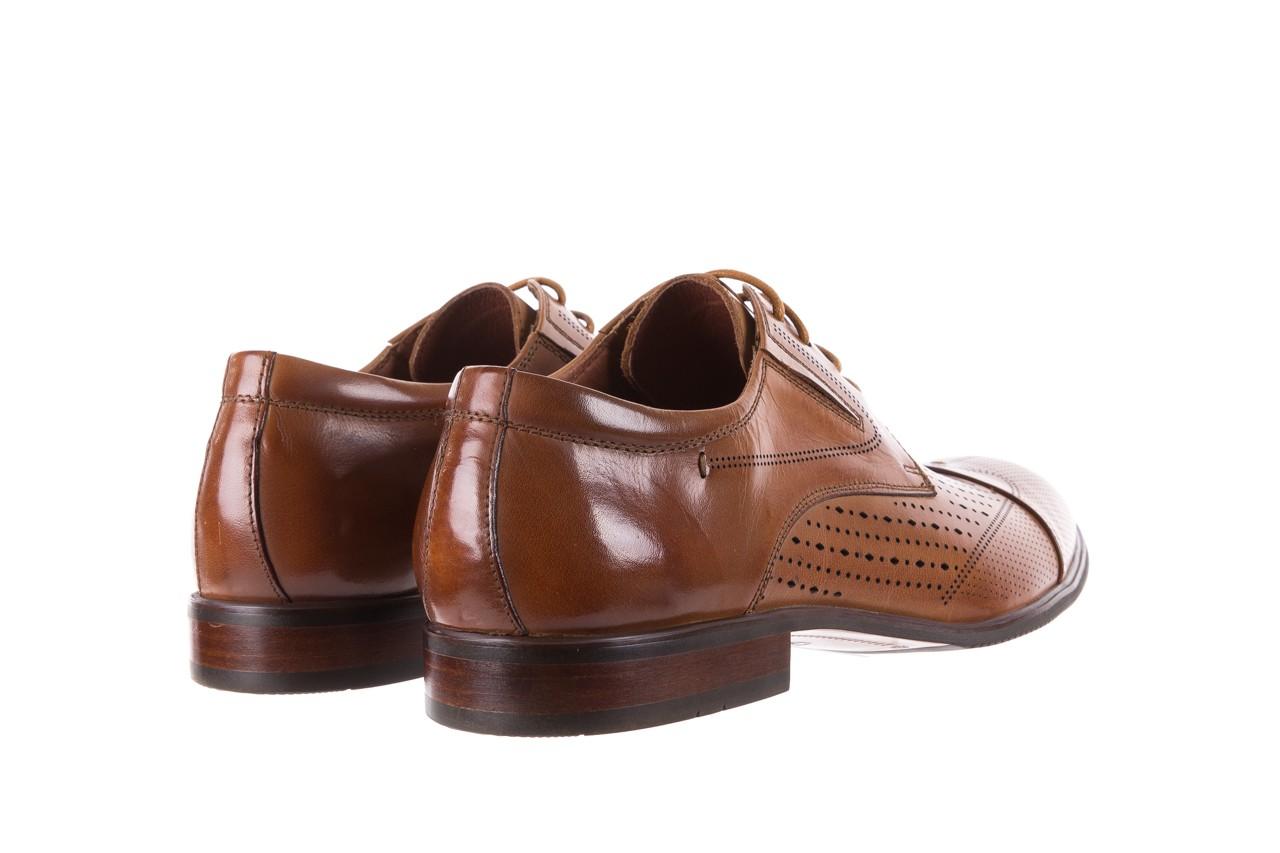 Półbuty brooman jb135-907-c19 brown, brąz, skóra naturalna  - brooman - nasze marki 11