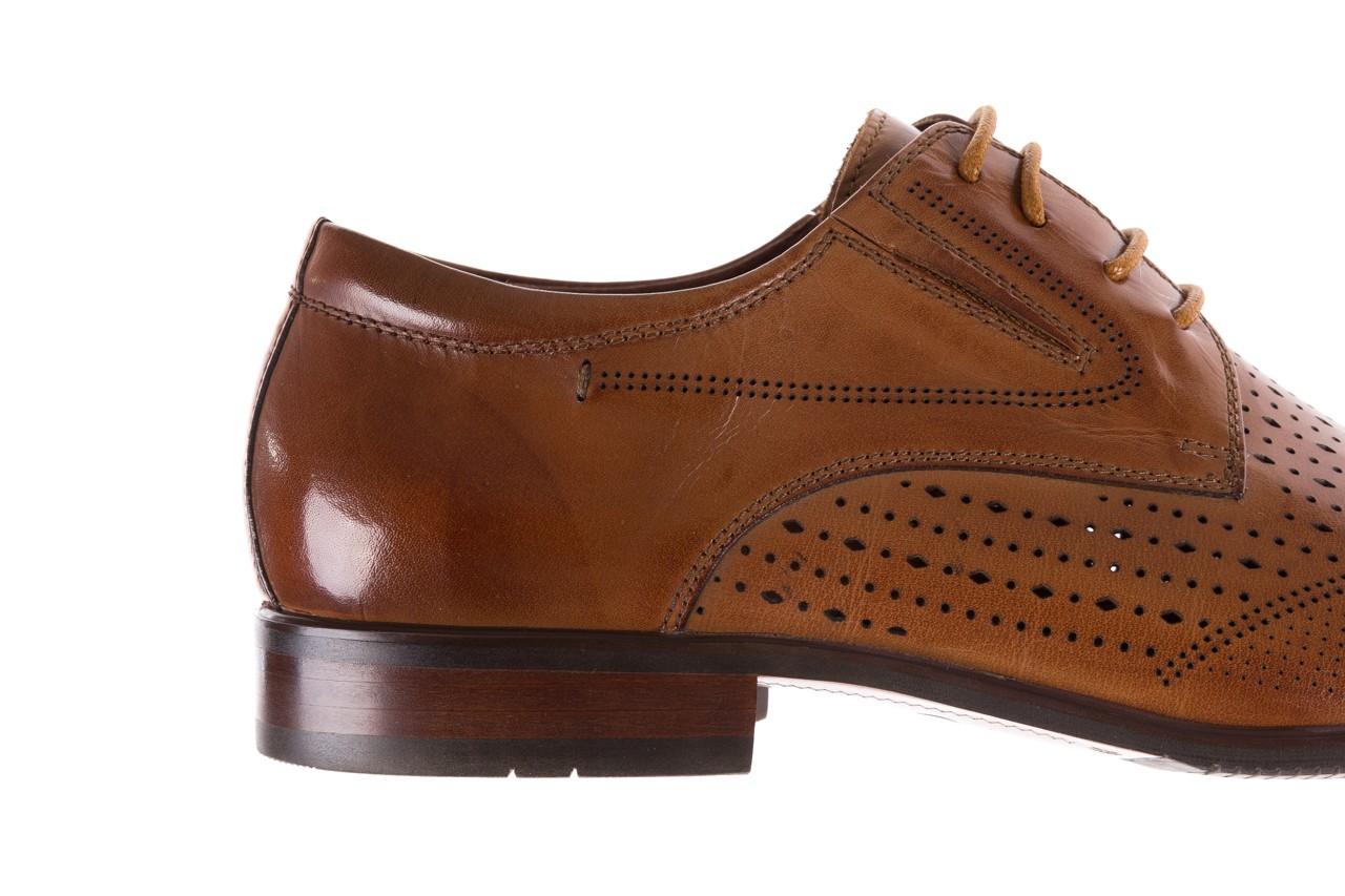 Półbuty brooman jb135-907-c19 brown, brąz, skóra naturalna  - brooman - nasze marki 15
