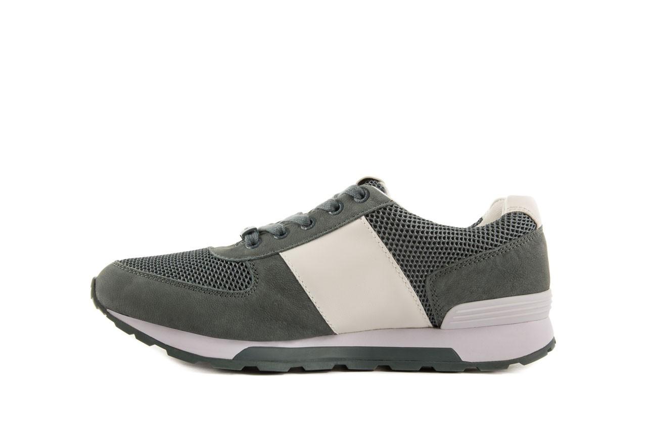 Sneakersy calvin klein jeans dusty mesh washed nubuck smoot dusty blue, zielony, skóra/materiał - calvin klein jeans - nasze marki 9