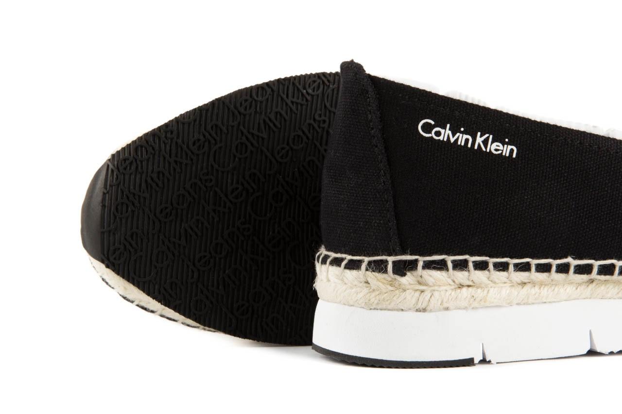 Calvin klein jeans genna canvas black - calvin klein jeans - nasze marki 11