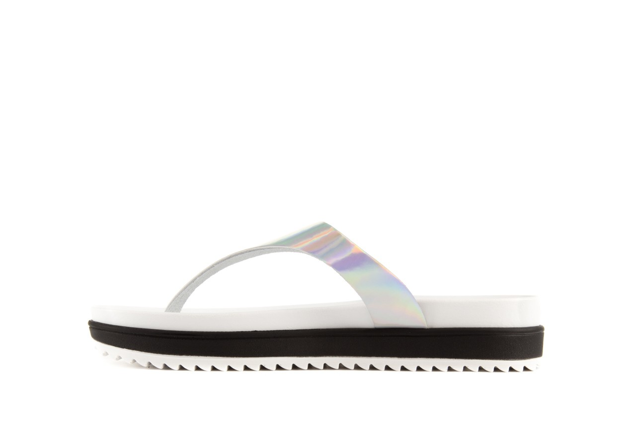 Calvin klein jeans ginevra iridescent mirror silver 8