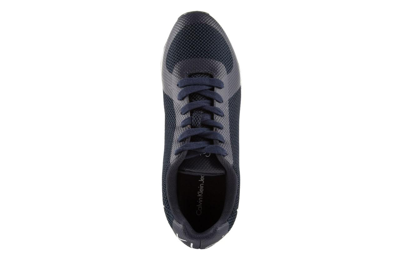Calvin klein jeans jack mesh rubber spread navy - calvin klein jeans - nasze marki 10