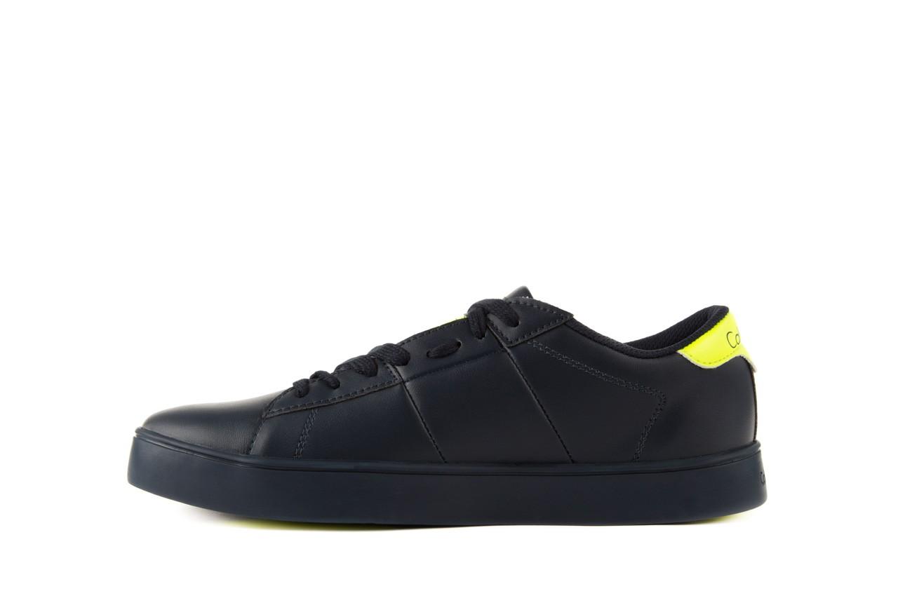 Calvin klein jeans luis matte smooth print navy yellow 9