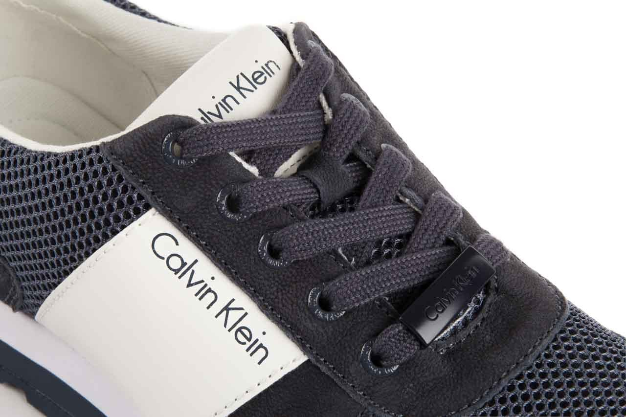 Calvin klein jeans dusty mesh washed nubuck smoot navy 12