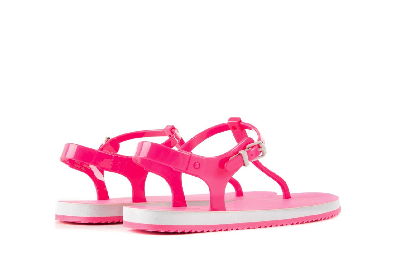 Calvin klein jeans savanna jelly fluorescent pink 9
