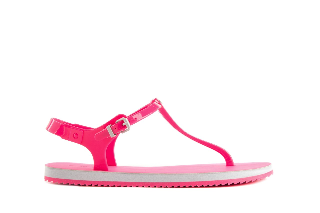 Calvin klein jeans savanna jelly fluorescent pink 6