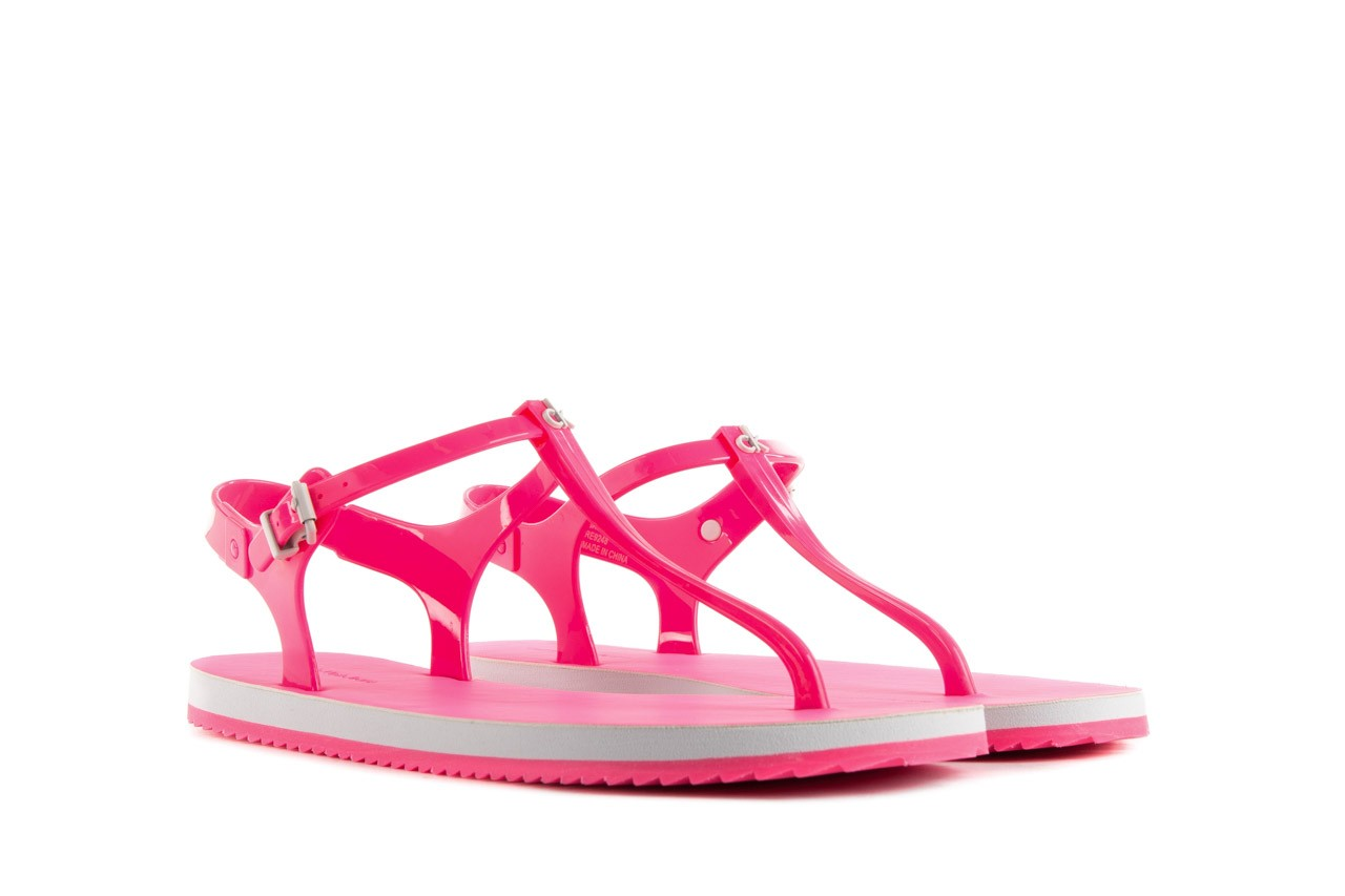Calvin klein jeans savanna jelly fluorescent pink 7