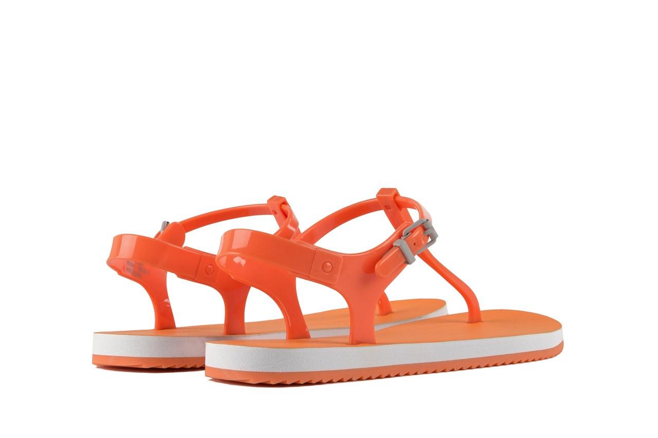 Calvin klein jeans savanna jelly orange fluo. - calvin klein jeans - nasze marki 9