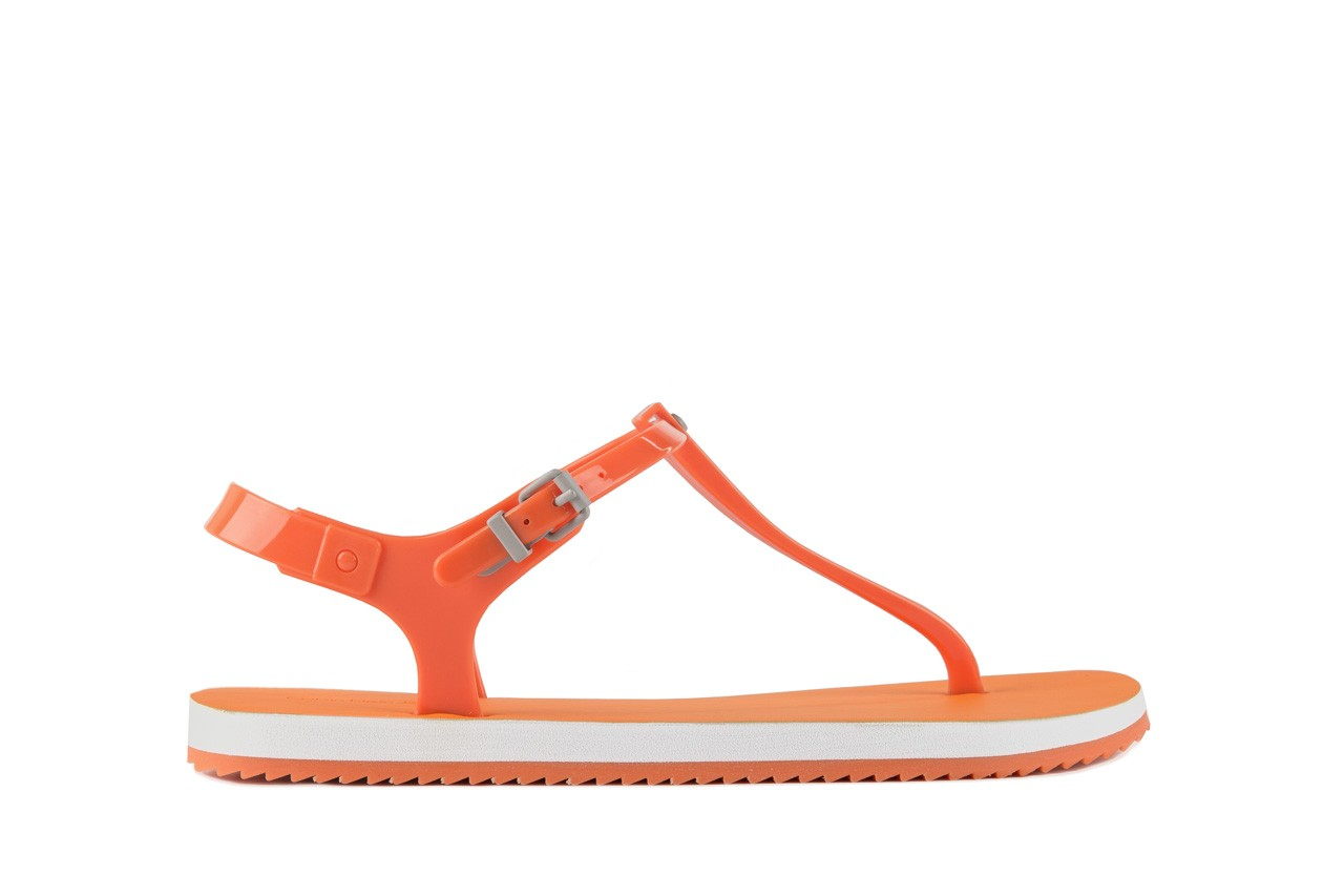 Calvin klein jeans savanna jelly orange fluo. - calvin klein jeans - nasze marki 6