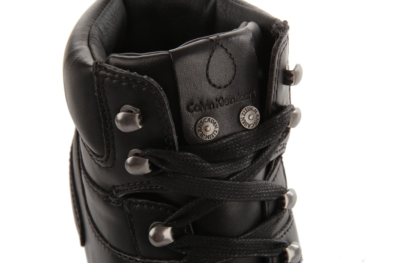 Calvin klein jeans vania black 12