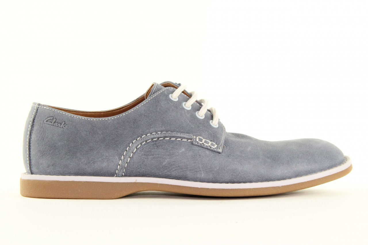 Clarks farli walk denim blue lea 5