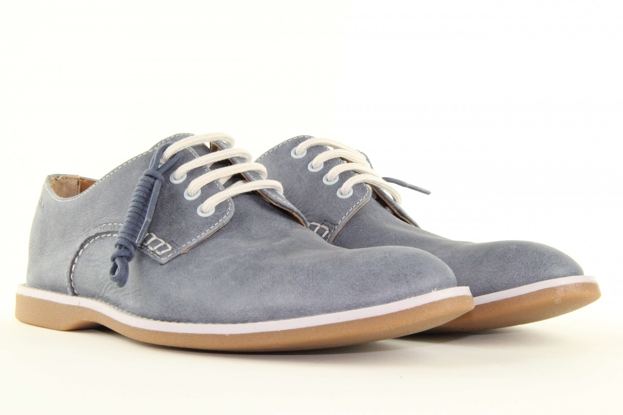 Clarks farli walk denim blue lea 7