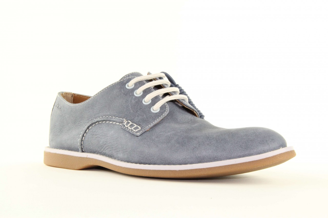 Clarks farli walk denim blue lea 6