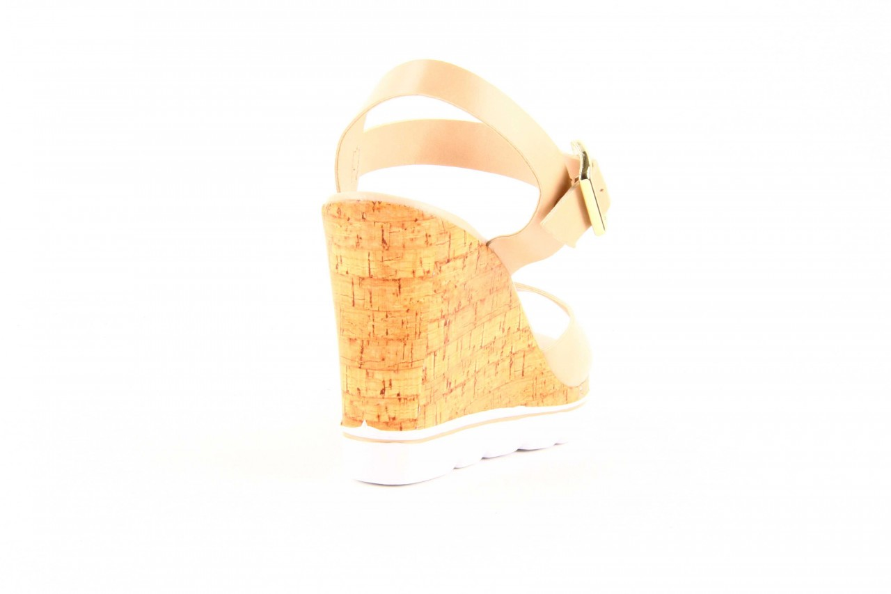 Sandały dijean 457 720 at. blush beige, beż, skóra ekologiczna  - dijean - nasze marki 7