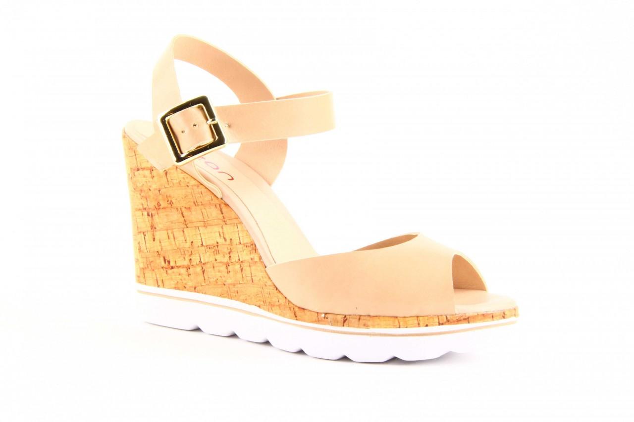 Sandały dijean 457 720 at. blush beige, beż, skóra ekologiczna  - dijean - nasze marki 9