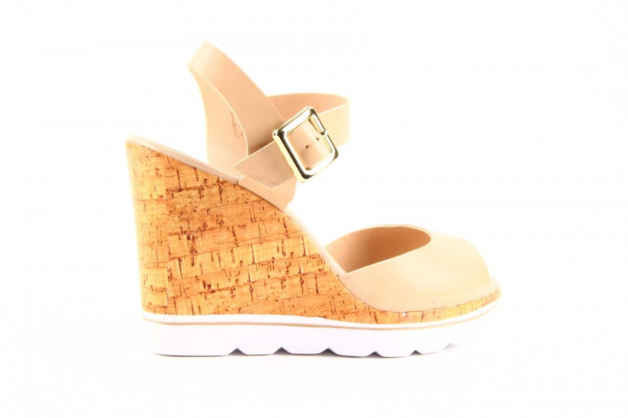 Sandały dijean 457 720 at. blush beige, beż, skóra ekologiczna  - dijean - nasze marki 11