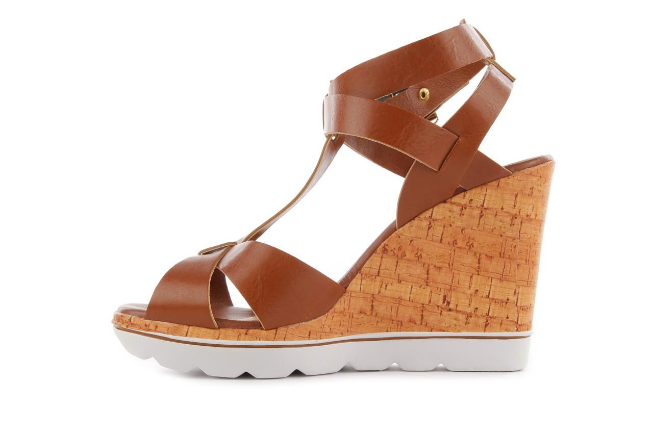 Sandały dijean 457 721 at. hazelnt, brąz, skóra naturalna  - dijean - nasze marki 9