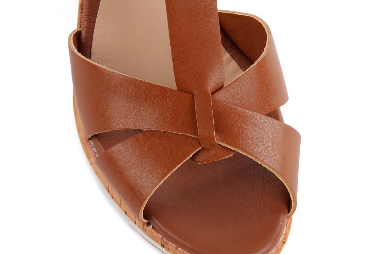 Sandały dijean 457 721 at. hazelnt, brąz, skóra naturalna  - dijean - nasze marki 12