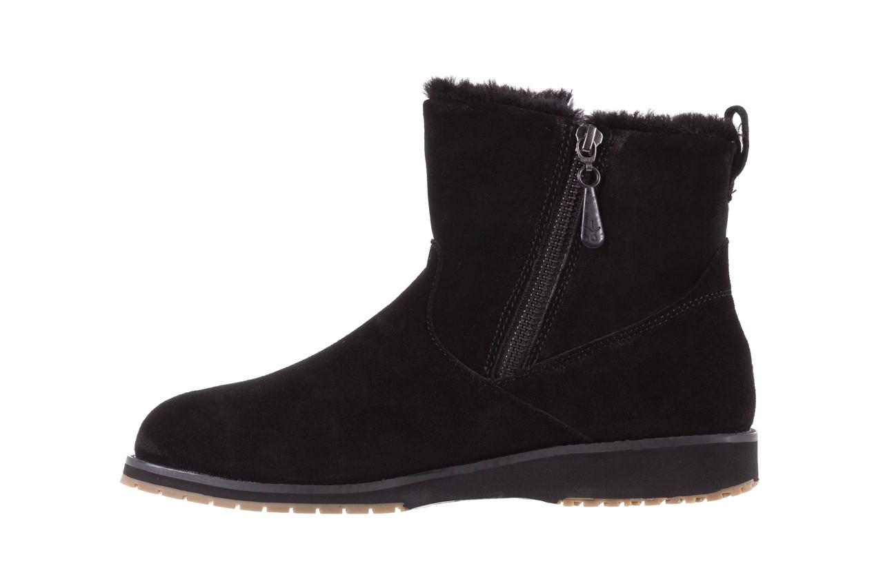 Śniegowce emu beach mini black 19, czarny, skóra naturalna  - śniegowce - śniegowce i kalosze - buty damskie - kobieta 8