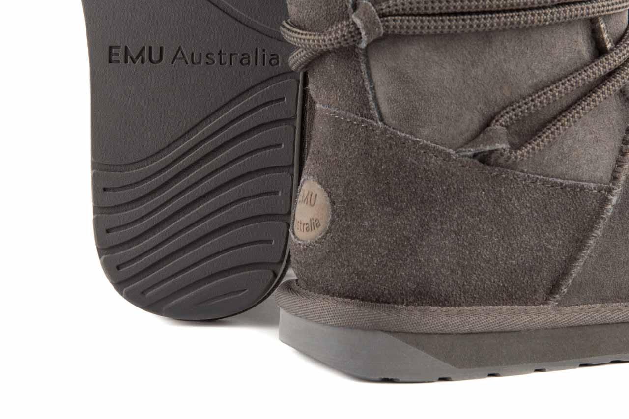 Emu coryline lace charcoal - emu - nasze marki 13