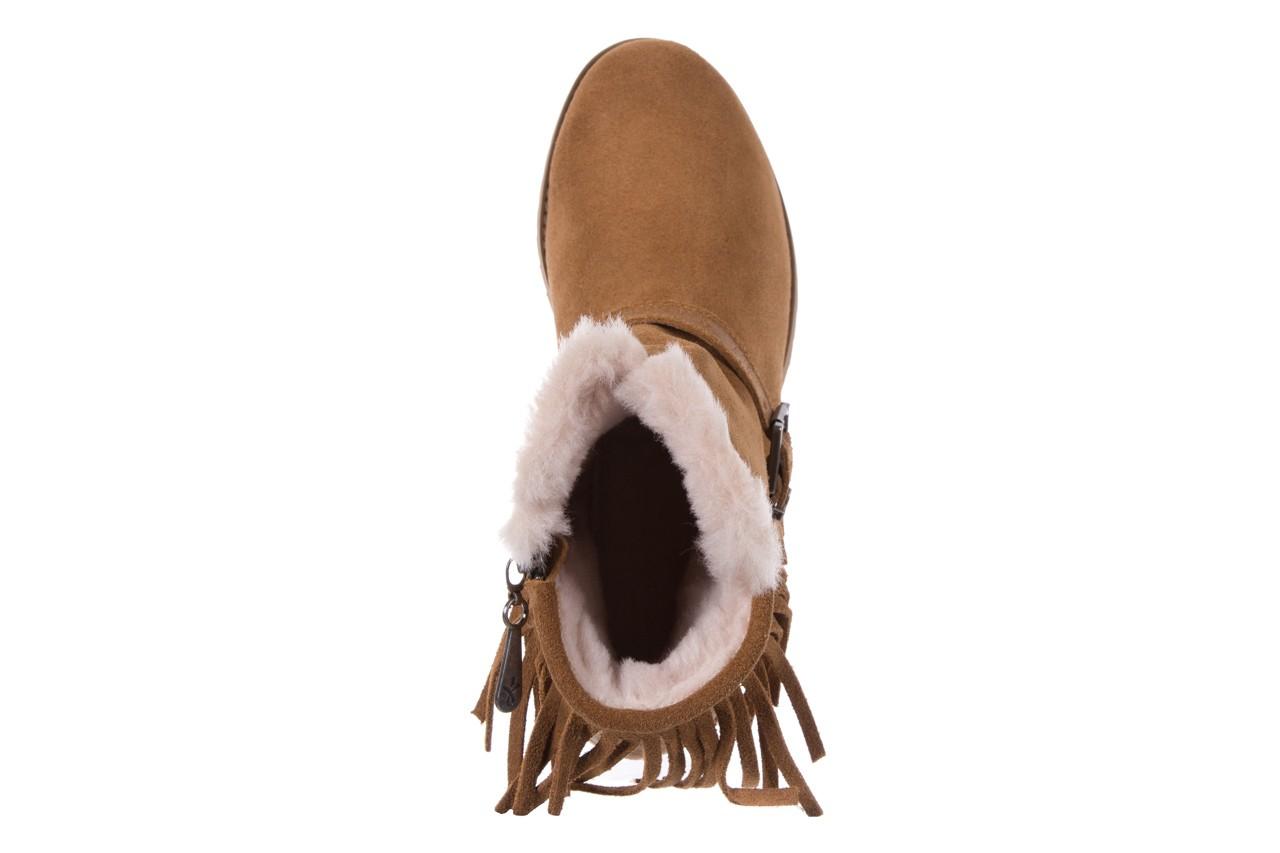 Śniegowce emu oxley chestnut, brąz, skóra naturalna  - emu - nasze marki 11