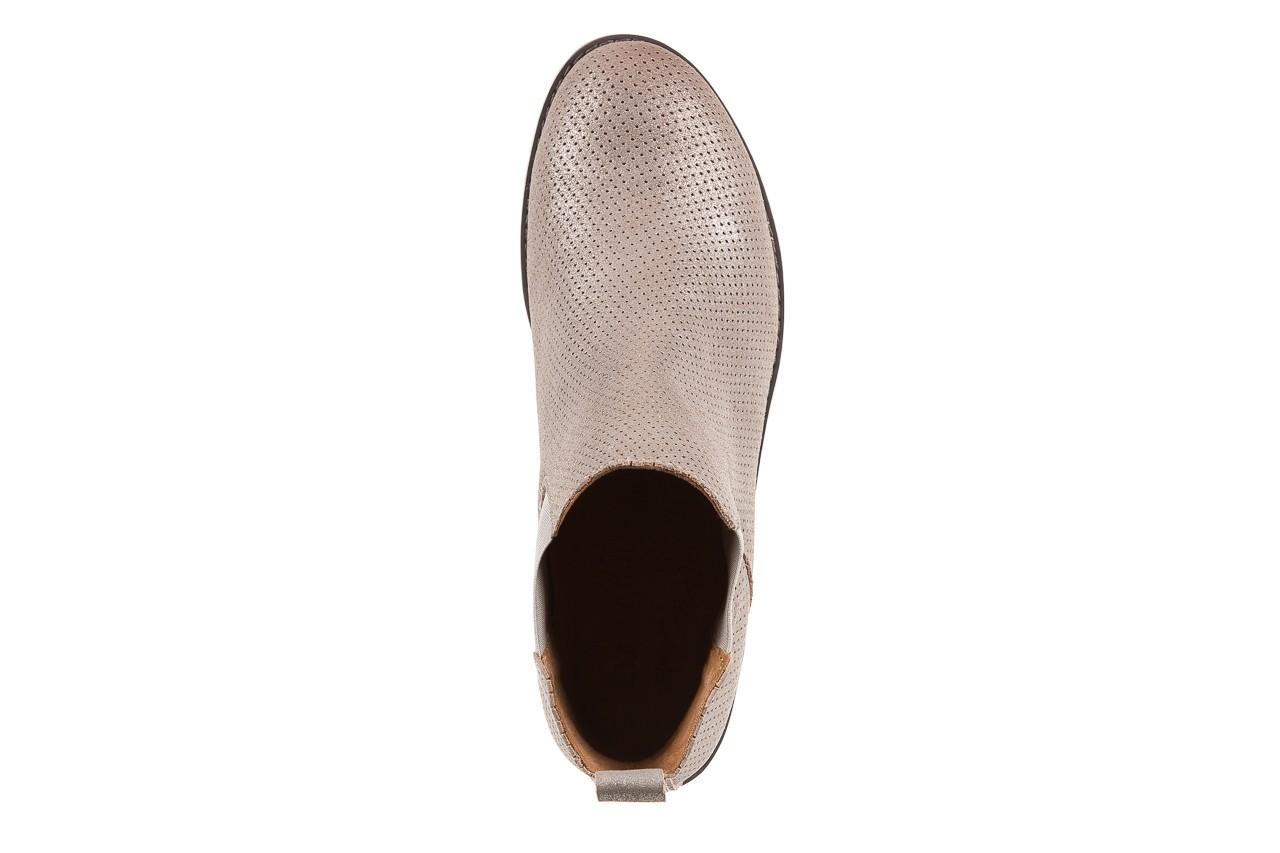 Sztyblety emu taria silver, srebrny, skóra naturalna  - sztyblety - botki - buty damskie - kobieta 11