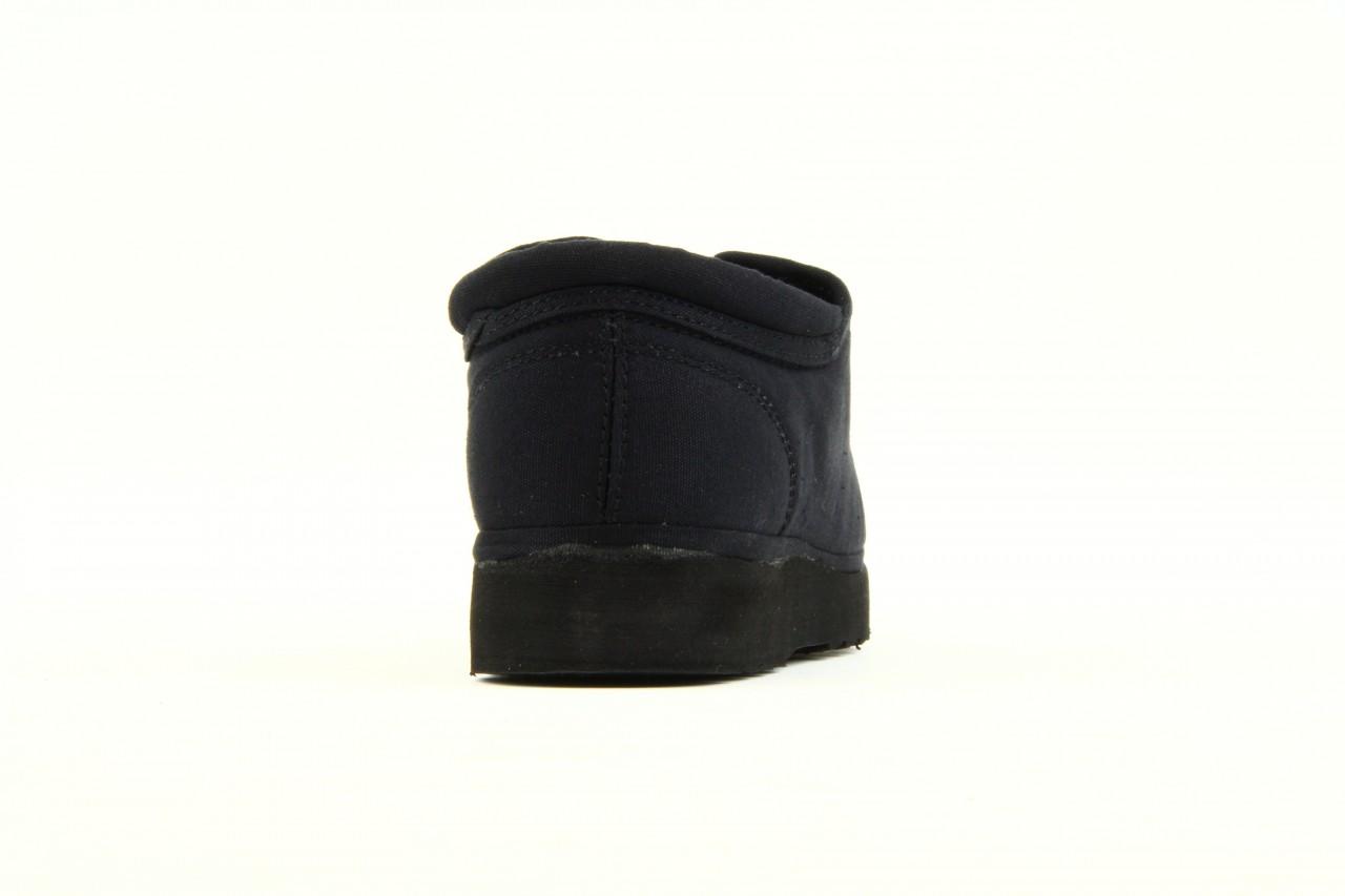 Półbuty fancy lace black, czarny, materiał 8