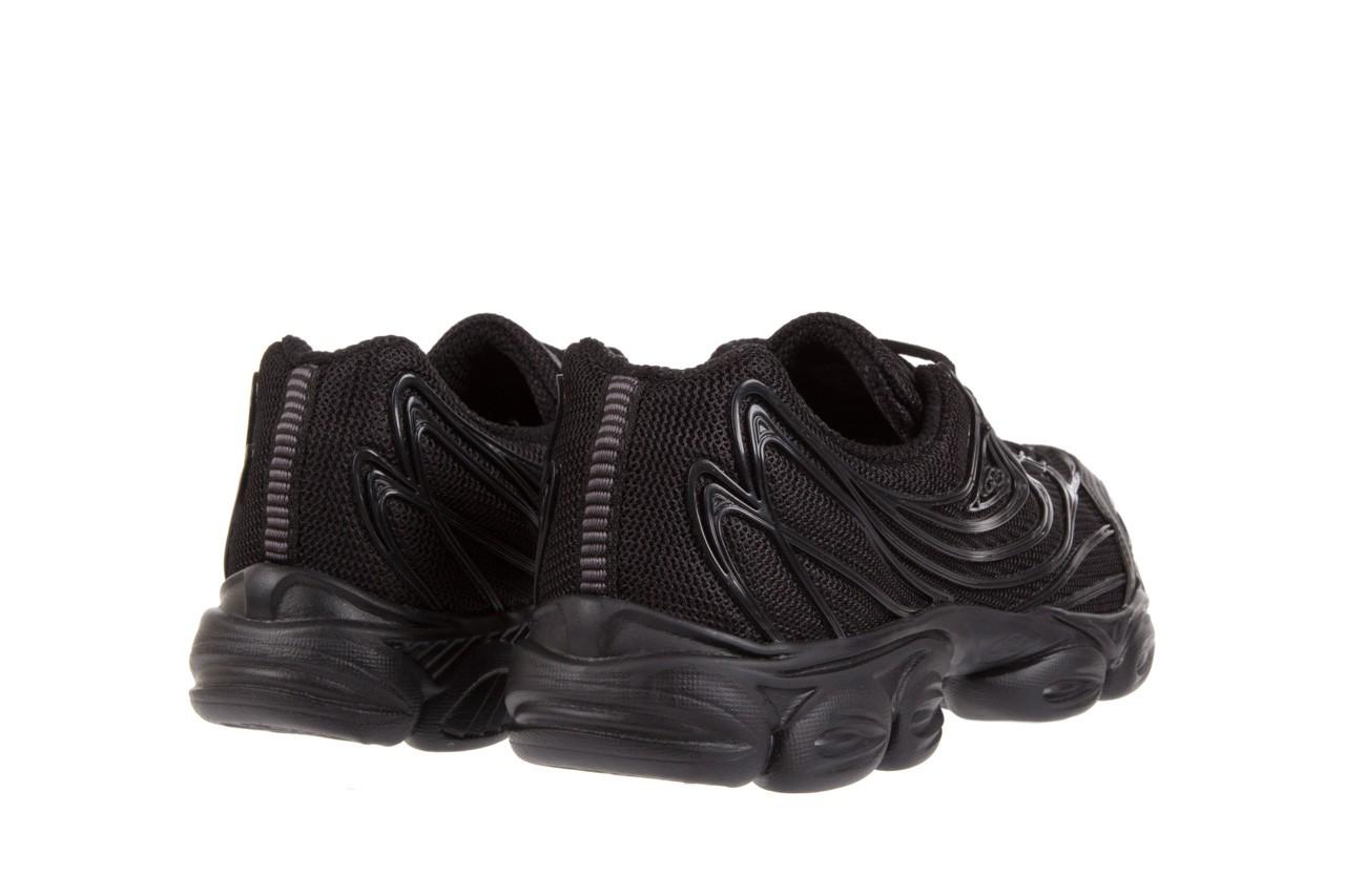 Trampki olympikus force 414 black black, czarny, materiał/ guma  - azaleia - nasze marki 9